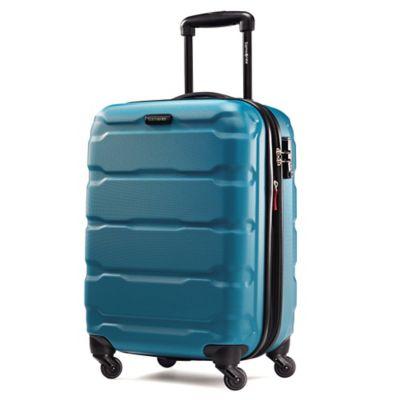 Samsonite® 20-Inch Omni Rolling Spinner in Caribbean Blue
