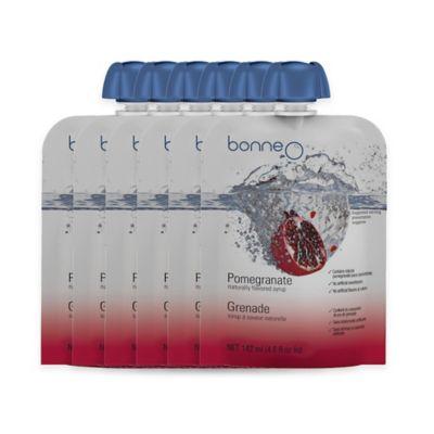 Bonne O 6-Pack Pomegranate Syrup