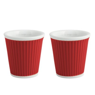 Red Cup Set