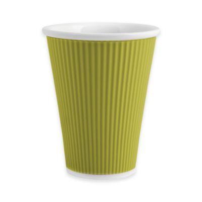 Green Coffee Tea Cup