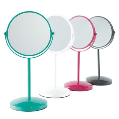 Zadro™ Back to School 5X/1X Dual Sided Vanity Mirror in Pink