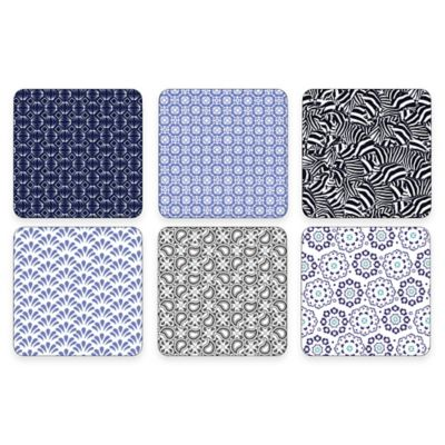 Ted Baker Portmeirion® Casual Collection Langdon Coasters (Set of 6)