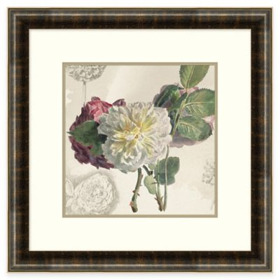 Floral Arrangement Framed Wall Art