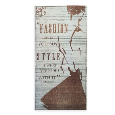 Do Fashion Canvas Wall Art
