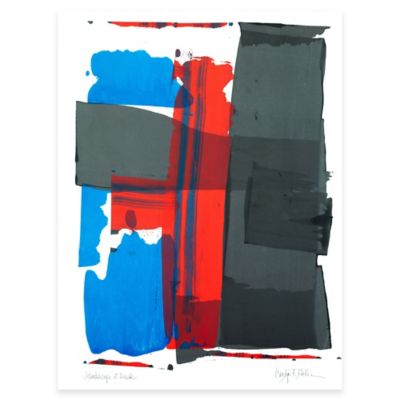 Compatible Abstract Canvas Wall Art
