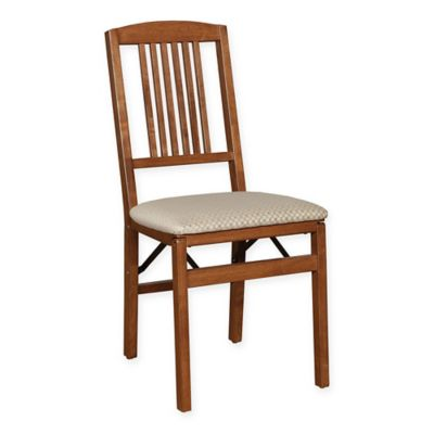 Bed Bath And Beyond Misson Wood Folding Chair