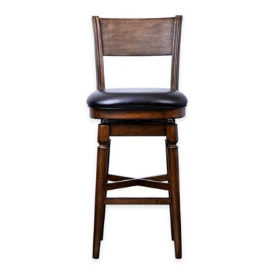 Jefferson 30-Inch Half Back Barstool