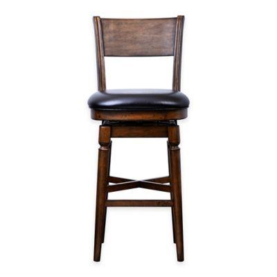 Jefferson 24-Inch Half Back Barstool