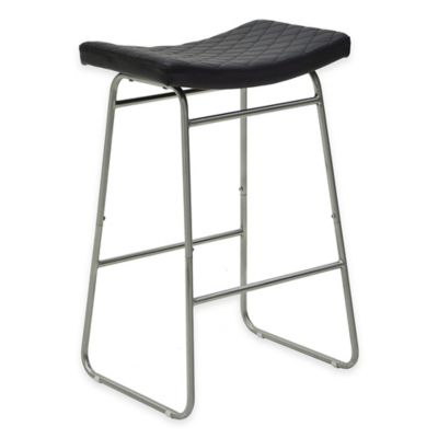 Axis 24-Inch Metal Counter Stool