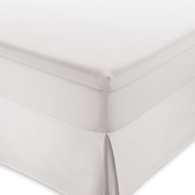 Serta® sleeptogo™ Elite Twin Waterproof Mattress Encasement in White