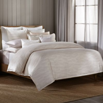 Barbara Barry® Quill King Pillow Sham in Marble