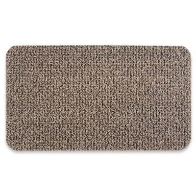 Clean Machine® Flair 24-Inch x 36-Inch Scraper Door Mat in Taupe