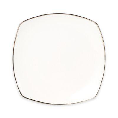 Mikasa® Cameo Platinum Square Dinner Plate