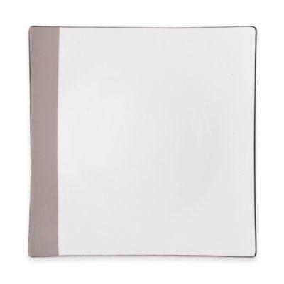 Mikasa® Shimmer Square Dinner Plate