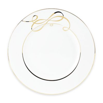 Mikasa® Love Story Gold Dinner Plate
