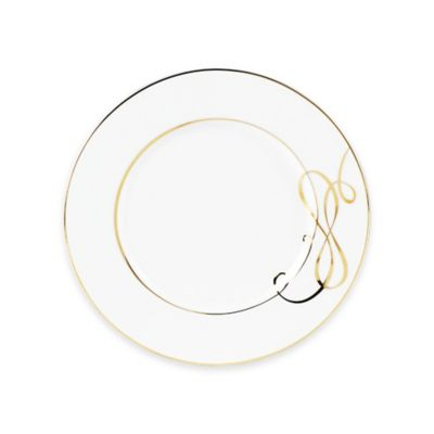 Mikasa® Love Story Gold Bread and Butter Plate