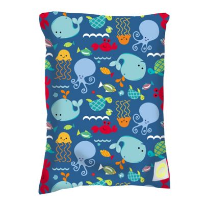 Itzy Ritzy® Travel Happens™ Under the Sea Sealed Wet Bag