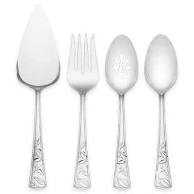 Lenox® Holiday™ 4-Piece Serving Set