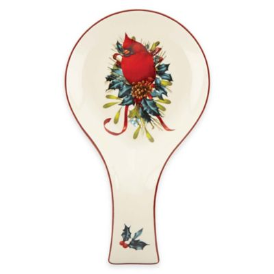 Lenox® Winter Greetings® Spoon Rest