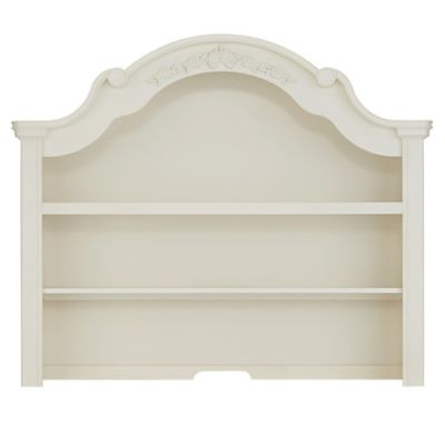 Bassettbaby® PREMIER Addison Hutch in Pearl White