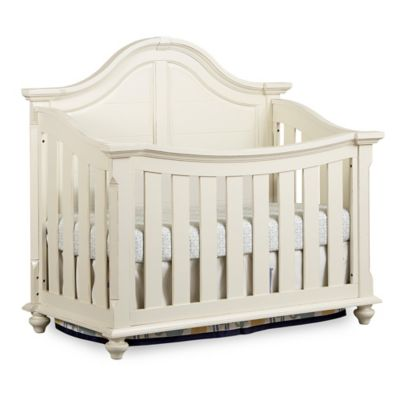 Bassettbaby® PREMIER Benbrooke 4-in-1 Convertible Crib in Cottage Cream