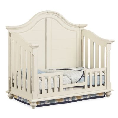 Bassettbaby® PREMIER Benbrooke Toddler Guard Rail in Cottage Cream