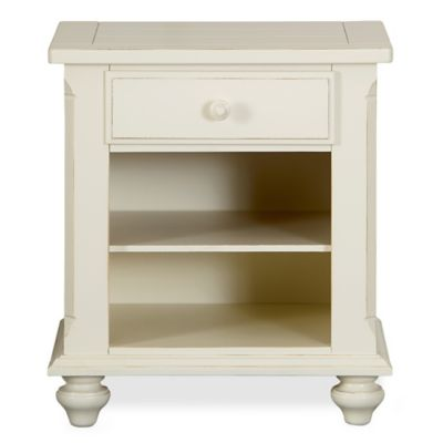 Bassettbaby® PREMIER Benbrooke Nightstand in Cottage Cream