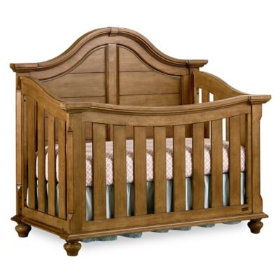 Bassettbaby® PREMIER Benbrooke 4-in-1 Convertible Crib in Vintage Pine