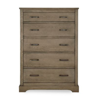 HGTV HOME™ Baby Grayson 5-Drawer Chest in Dusk