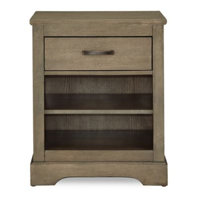 HGTV HOME™ Baby Grayson Nightstand in Dusk