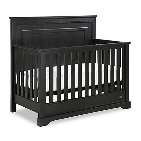 hgtv home baby grayson 4 in 1 convertible crib in
