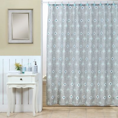 Platinum Bath Curtains