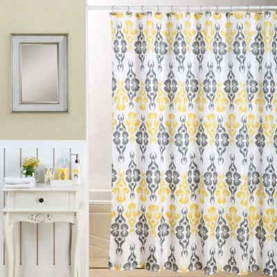 Ceramic Shower Curtains Fabric