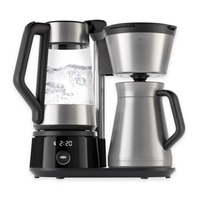 Oxo Coffee Maker Bed Bath And Beyond : OXO ON Barista Brain 12-Cup Coffee Maker - Bed Bath & Beyond