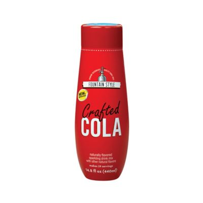 Sodastream® Fountain Style Cola Flavored Sparkling Drink Mix