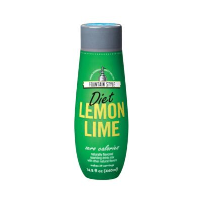 Lemon Lime Sparkling Drink Mix