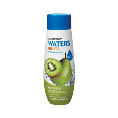 Sodastream® Water Fruits Kiwi Pear Flavored Sparkling Drink Mix