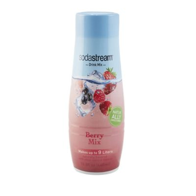 Sodastream® Waters Fruits Berry Mix Flavored Sparkling Drink Mix