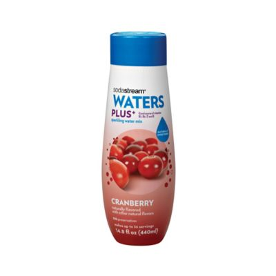 SodaStream® Waters Plus Vita Cranberry Sparkling Drink Mix