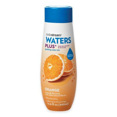 Sodastream® Waters Plus Vita Orange Flavored Sparkling Drink Mix