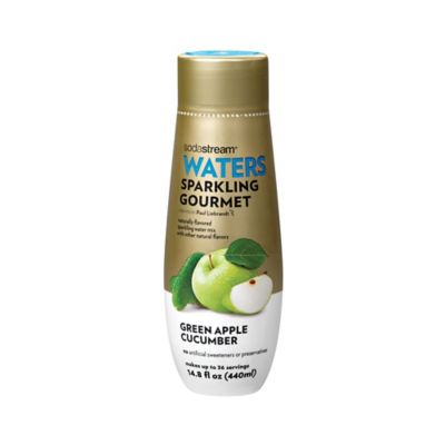 SodaStream® Waters Green Apple Cucumber Gourmet Sparkling Drink Mix
