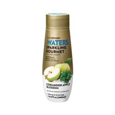 SodaStream® Waters Coriander Apple Blossom Gourmet Sparkling Drink Mix