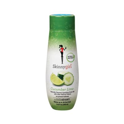 SodaStream® Skinnygirl® Cucumber Lime Sparkling Drink Mix