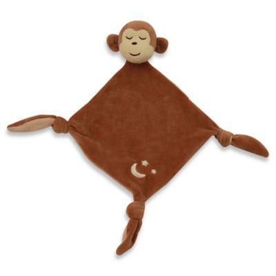 Sleepytime Organic Cotton Monkey Lovie in Brown