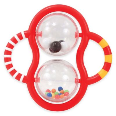 Sassy® Grasp and Spin Rattle