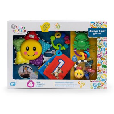 Baby Einstein Boxed Toys
