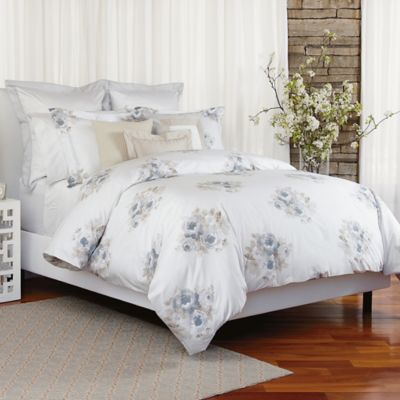 Bellora® Luxury Italian-Made Carina King Duvet Cover in White