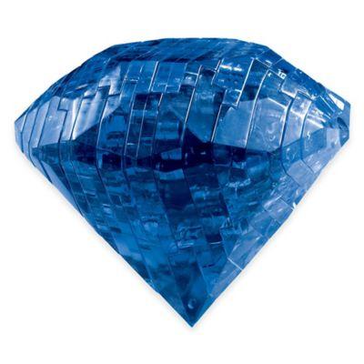 Activity > 41-Piece 3D Sapphire Gem Crystal Puzzle