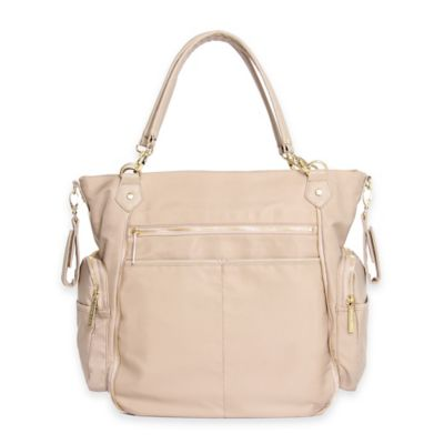 Olivia + Joy Portia Baby Bag in Khaki