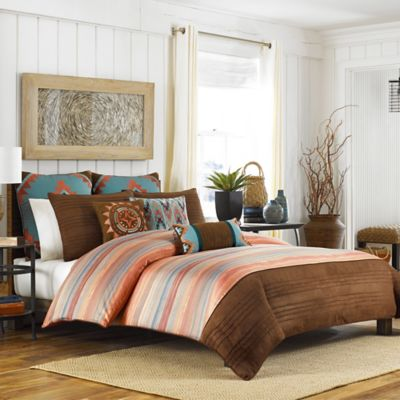 Croscill® Ventura King Duvet Cover in Multi